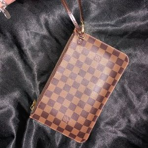 Louis Vuitton Bags - Louis Vuitton pouchette damier ebene